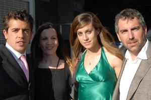 Gala 2009, Entrada Santiago Bernabeu