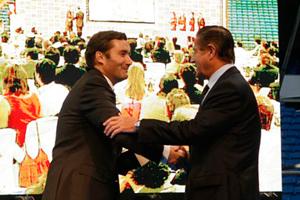 Gala 2009, Entrega de Premios