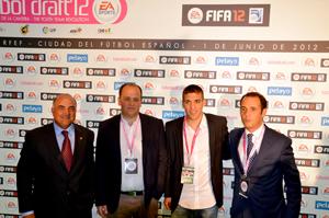 Gala Futbol Draft ® 2012
