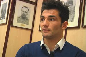 Entrevista a Antonio Adán en el primer Comité Técnico de Futbol Draft 2013