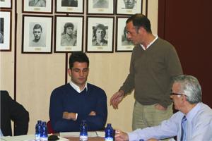 1º Comité Futbol Draft