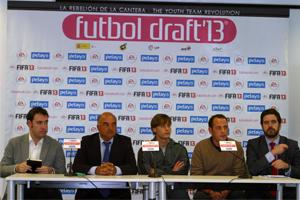 Rueda de prensa 2º Comité Técnico Futbol Draft