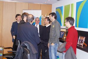 Miembros Comité Técnico 3º