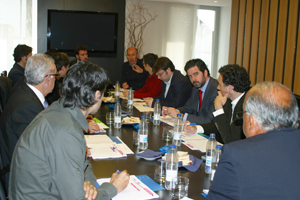 Reunión Comité Técnico 3º