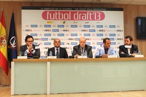 Rueda de prensa 4º Comité Técnico Futbol Draft