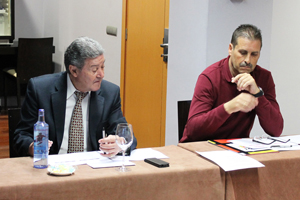 Primer Comité Técnico Futbol Draft 2014
