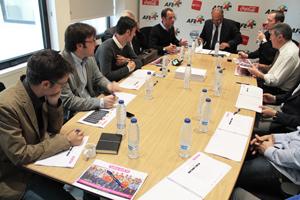 Segundo Comité Técnico Futbol Draft 2014