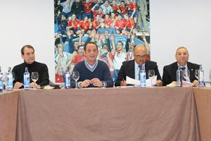 Primer Comité Técnico Futbol Draft 2015