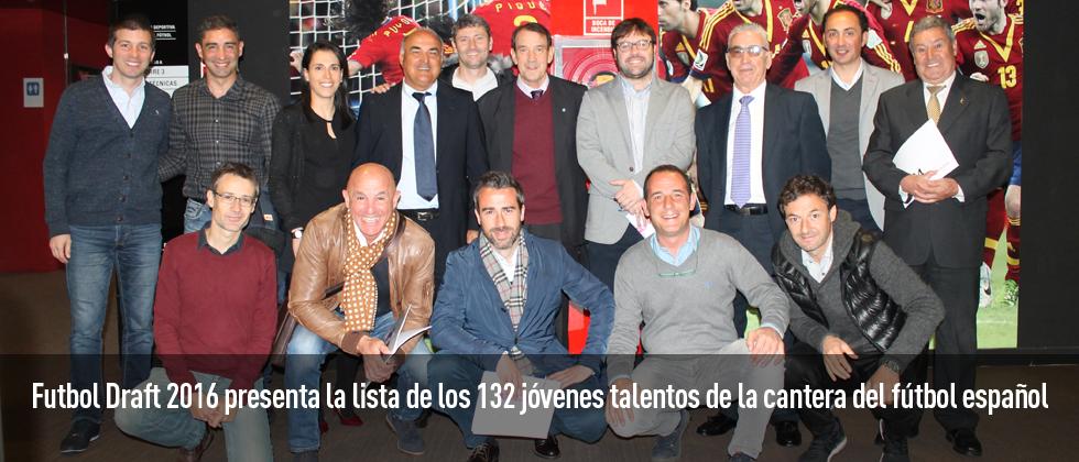 Primer Comité Técnico Futbol Draft 2016