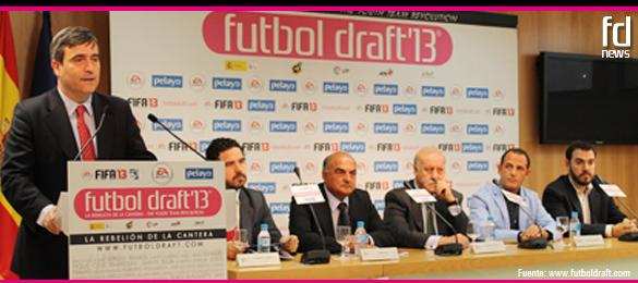 Del Bosque: El éxito que está cosechando la Absoluta, tiene su raíz en el trabajo de la cantera de los diferentes clubes de España