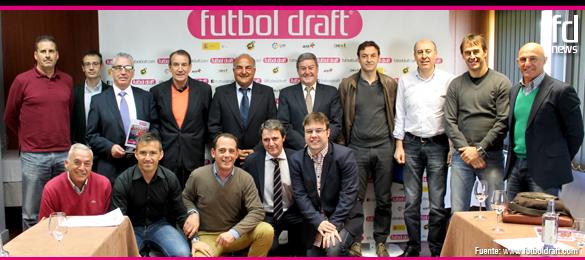 Ya conocemos a los 132 talentos de la cantera del fútbol español, arranca Futbol Draft 2014