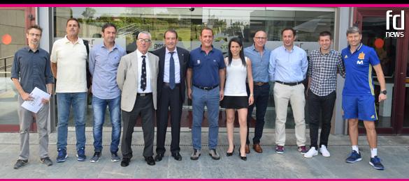 Meré, Ontiveros, Oyarzabal, Villalibre y Mayoral, entre los 132 seleccionados por el primer Comité Técnico de Futbol Draft 2017