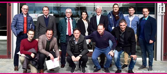 Maffeo, Vallejo, Soler, Oyarzábal y Mayoral, en el Once de Oro de Futbol Draft® 2017